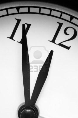 Minuit-moins-cinq